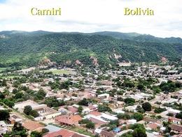 Camiri Bolivien - Bolivia