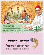 Israël / Israel - Postfris / MNH - Mimouna Festival 2019 - Ongebruikt (met Tabs)