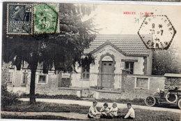 MERCEY - La Mairie - Auto  (113744) - Francia