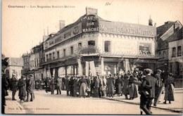 45 COURTENAY - Les Magasin Bornet-Mitton - - Courtenay