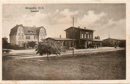 KRAPPITZ  O.S.BAHNHOF - Pologne