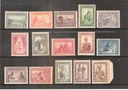 Ruanda-Urundi 92/106 - Série Complète - X/MH - 1924-44: Neufs