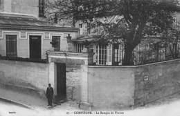 COMPIEGNE : Banque De France - Tres Bon Etat - Banques