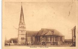 Kerk En Kiosk Waarschoot - Waarschoot