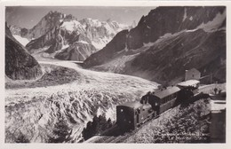 [74] Haute Savoie >   Chamonix-Mont-Blanc La Mer De Glace Train Chemin De Fer - Chamonix-Mont-Blanc