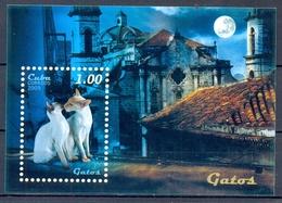 CUBA  (AME 222) - Domestic Cats