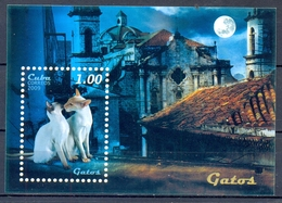 CUBA  (AME 222) - Chats Domestiques