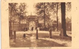Kasteeltoegang En Dreef Laarne 1937 - Laarne
