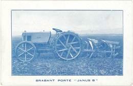 B Brabant Porté « Janus B «( Tracteur, Labours ) - Publicité