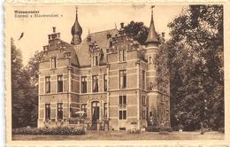 Kasteel Blauwendael Waasmunster 1944 - Waasmunster