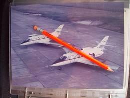 FOTO AEROPLANO BIZ JET AEROSPATIALE CORVETTE - Aviazione