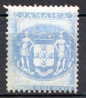JAMAIQUE - (Colonie Britannique) - 1904 - N° 35 - 2 1/2 P. Outremer - (Armoiries) - Jamaïque (...-1961)
