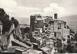 Cartolina  - Postcard / Viaggiata -  Sent -  Bomarzo, Veduta. ( Gran Formato ) Anni 60° - Viterbo