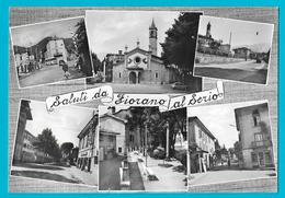 FIORANO AL SERIO  Saluti Da Fiorano Al Serio.... - Bergamo