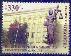 Used Armenia 2015, Constitutional Court 1V. - Armenië