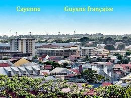 Cayenne Guyane Francaise 5 - Ansichtskarten