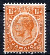 JAMAIQUE - (Colonie Britannique) - 1912-19 - N° 59 Et 63 - (Lot De 2 Valeurs Différentes) - (George V) - Jamaïque (...-1961)