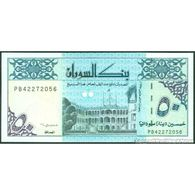 TWN - SUDAN 54d3 - 50 Dinars 1992 Prefix PB UNC - Sudan