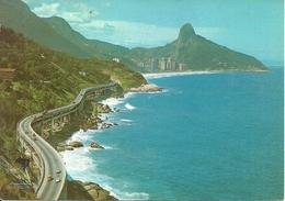 Rio De Janeiro (Brasil) Elevado Do Joa E Sao Conrado, Joa Elevated And Sao Conrado - Rio De Janeiro