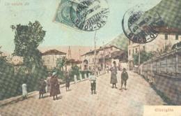 Cittiglio, Un Saluto De Cittiglio       (Een Raster Op De Kaart Is Veroorzaakt Door Het Scannen;de Afbeelding Is Helder) - Cinisello Balsamo