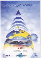 France Arianespace V 79 Affiche Neuve - Autres