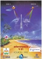France Arianespace V 81 Affiche Neuve - Autres