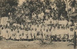 St Kitts A Country School  West Indies  Edit A. Moure Losada Basseterre - Saint-Christophe-et-Niévès