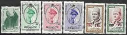 Spanish Morocco North Zone 1957  Sc#9, 21-5  MLH  2016 Scott Value $6.05 - Spanisch-Marokko