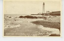ROYAUME UNI - ECOSSE - SCOTLAND - MONTROSE - Scurdyness Lighthouse - Angus