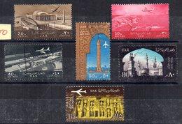 Serie Nº A-88/94 Egipto - Aéreo