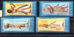 Serie Nº 737/40  Egipto - Nuevos