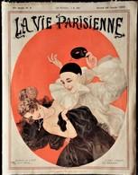 La Vie Parisienne - N° 4 - Samedi 28 Janvier 1922 . - Bücher, Zeitschriften, Comics