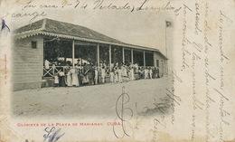 Glorieta De La Playa De Marianao  . P. Used 1902 - Cuba