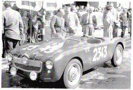 Panhard Dyna Allemano   -  Rallye Mille Miglia 1952  -  Pilotes: Marchese/Palvarini  -  CPM - Rally