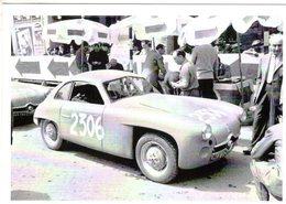Panhard DB X86   -  Rallye Mille Miglia 1952  -  Pilotes: Gignoux/Touzot  -  CPM - Rally