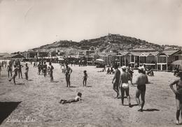Cartolina  - Postcard / Viaggiata -  Sent -  Licata, Lido. ( Gran Formato ) Anni 50° - Agrigento