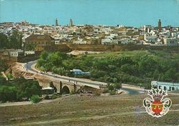 Meknes (Maroc, Marocco) Vue Generale, General View, Panorama, Gesamtansicht - Meknes