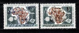 Sud Kasaï 1961 - 16/17** MNH - South-Kasaï