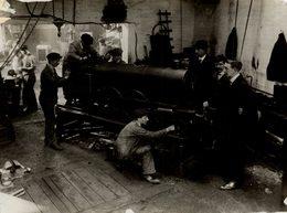 NORTHAMPTON TOY ENGINE FOR Siamese Prince   ENGLAND   RAILWAY CHEMIN DE FER 21* 16 CM Fonds Victor FORBIN 1864-1947 - Trenes