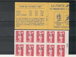 Saint Pierre Et Miquelon Yvert Carnet 557 ** Neufs Sans Charnière - Bords Coupés - Markenheftchen