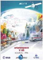 France Arianespace V 85 Affiche Neuve - Autres