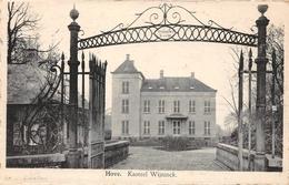 Kasteel Wijninck Hove - Hove