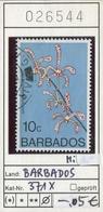 Barbados - Michel 371X - Oo Oblit. Used Gebruikt - Barbados (1966-...)