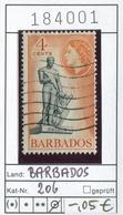 Barbados - Michel 206 - Oo Oblit. Used Gebruikt - Barbados (1966-...)