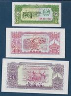 LAOS - 3 Billets - Laos