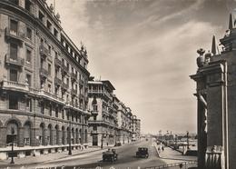 Cartolina  - Postcard / Viaggiata -  Sent -  Napoli, Grand Hotel Excelsior ( Gran Formato ) Anni 40° - Napoli (Naples)