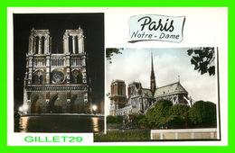 PARIS (75) - NOTRE-DAME DE PARIS - ÉDITIONS DU GLOBE - - Notre Dame De Paris