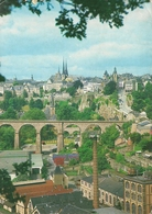 Luxembourg (Lussemburgo) Vue De La Ville Haute, Panorama Città Alta - Lussemburgo - Città