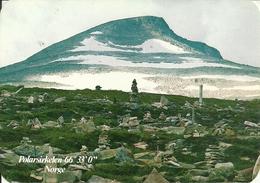Norway (Norvegia) Polarsirkelen, Scorcio Panoramico, Panoramic View, Vue Panoramique, Ansicht - Norvège