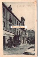 CPA  FORCALQUIER Hôtel De Ville  - Scans Recto-verso - Forcalquier